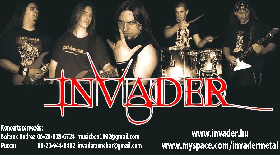 Invader - 5.születésnap